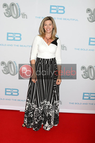 "Tracy Melchior<br /> at the ""The Bold and The Beautiful"" 30th Anniversary Party, Clifton's Downtown, Los Angeles, CA 03-18-17<br /> David Edwards/DailyCeleb.com 818-249-4998"