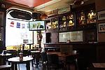 Shops, bars, pubs, restaurants & hotels.