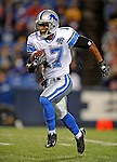 28 August 2008:  Detroit Lions' wide receiver Kenneth Moore in action against the Buffalo Bills at Ralph Wilson Stadium in Orchard Park, NY. The Lions defeated the Bills 14-6 in their fourth and final pre-season game...Mandatory Photo Credit: Ed Wolfstein Photo