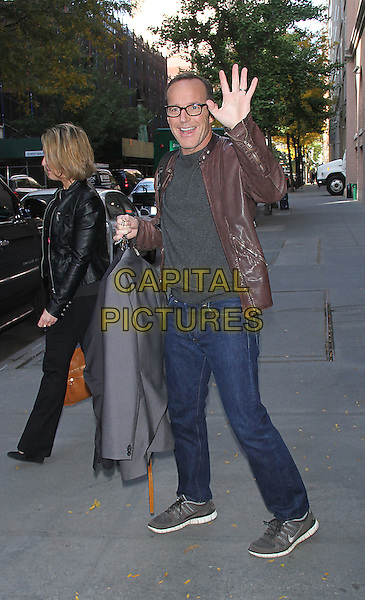 NEW YORK, NY - OCTOBER 20: Clark Gregg seen at The View tv show on October 20, 2014 in New York City.  <br /> CAP/MPI/RW<br /> &copy;RW/ MediaPunch/Capital Pictures