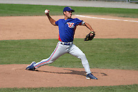 August 16, 2003:  Chris Goodman of the Vermont Expos during a game at Dwyer Stadium in Batavia, New York.  Photo by:  Mike Janes/Four Seam Images