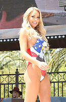 05 May 2017 - Las Vegas, Nevada - Miss Nevada, Lauren York.  The 2017 Miss USA Swimsuit fashion Show by Yandy.com at Daylight Beach Club at Mandalay Bay resort and Casino.  Photo Credit: MJT/AdMedia