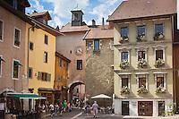 Europe/France/Rhône-Alpes/74/Haute-Savoie/Annecy: Place Sainte-Claire