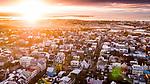 Reykjavik Loftmyndir 2018