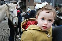 Smithfield Horse Market Feb 2010