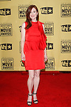 January 15, 2010:  Julianne Moore arrives at the 15th Annual Critics' Choice Movie Awards held at the Palladium in Los Angeles, California. .Photo by Nina Prommer/Milestone Photo