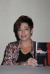 General Hospital Carolyn Hennesy promoting Spinelli book at Romantic Times Booklovers Annual Convention 2011 - The Book Industry Event of the Year - April 8, 2011 at the Westin Bonaventure, Los Angeles, California for readers, authors, booksellers, publishers, editors, agents and tomorrow's novelists - the aspiring writers. (Photo by Sue Coflin/Max Photos)