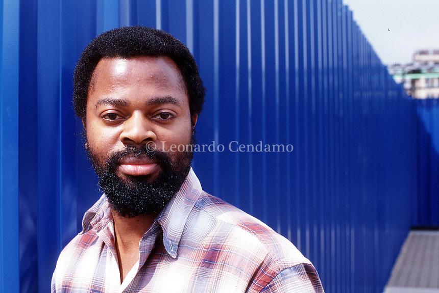 2000: BEN OKRI © Leonardo Cendamo