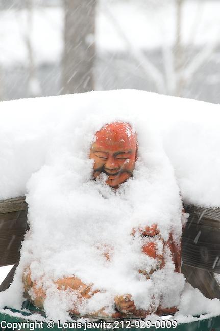 budda snow, workshop