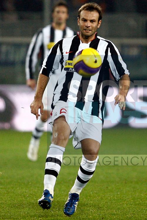 Cristiano Zanetti of Juventus