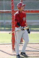 Spring Training & Instructs Arizona 2009