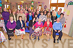 Margaret Callaghan, Naunyenane, Killorglin and Ashborough Lodge, Milltown,with family and friends as she celebrated her 100th birthday in Ashborough Lodge on Monday...
