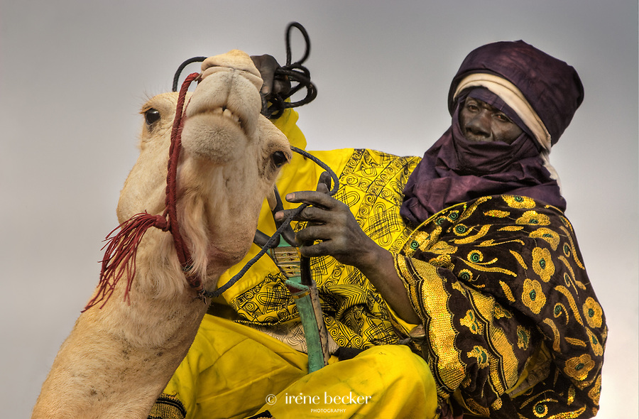 The turban-wearing camel riders  showed off their incredibly bright and sparkling outfits. A scene from the 2009 Argungu Durbar organized by Argungu Emirate Council