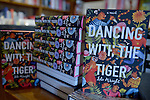 Coral Gables, FL - JULY 18: General view of books on display during author Lili Wright discuss and sign copies of her new book 'Dancing with the Tiger' at Books and Books on July 17, 2016 in Coral Gables, Florida.  ( Photo by Johnny Louis / jlnphotography.com )