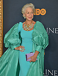 "Helen Mirren 050 attends the Los Angeles Premiere Of The New HBO Limited Series ""Catherine The Great"" at The Billy Wilder Theater at the Hammer Museum on October 17, 2019 in Los Angeles, California."