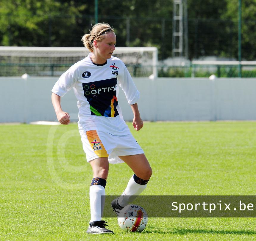 OHL Oud Heverlee Leuven - Evas Tienen: Lien Wevers