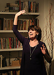 Beth Leavel attends the Dramatists Guild Fund Salon with Matthew Sklar and Chad Beguelin at the home of Gretchen Cryer on December 8, 2016 in New York City.