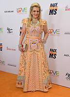 10 May 2019 - Beverly Hills, California - Nancy Davis. 26th Annual Race to Erase MS Gala held at the Beverly Hilton Hotel. Photo Credit: Birdie Thompson/AdMedia