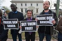 2014/03/21 Berlin | Kundgebung für Rückgabe von Herero-Schädeln