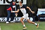 12.06.2019, Tennisclub Weissenhof e. V., Stuttgart, GER, Mercedes Cup 2019, ATP 250, Lucas POUILLE (FRA) vs Daniil MEDVEDEV (RUS) [3] <br /> <br /> im Bild Daniil MEDVEDEV (RUS) <br /> <br /> Foto © nordphoto/Mauelshagen