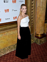 10 September  2018 - Toronto, Ontario, Canada. Olivia Hamilton. &quot;First Man&quot; Premiere - 2018 Toronto International Film Festival at the Elgin Theatre. <br /> CAP/ADM/BPC<br /> &copy;BPC/ADM/Capital Pictures