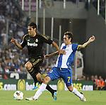 Liga BBVA, Estadio Cornella-El Prat. RCD Espanyol-Real Madrid