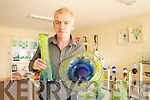 Terence McSweeney has been working with.and crafting glass for well over 30 years