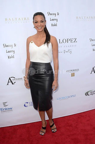 LOS ANGELES, CA - MAY 6: Eva La Rue at the 11th Annual George Lopez Foundation Celebrity Golf Classic Pre-Party, Baltaire Restaurant, Los Angeles, California on May 6, 2018. David Edwards/MediaPunch