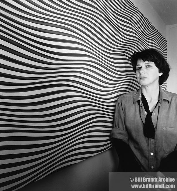 Bridget Riley, 1960