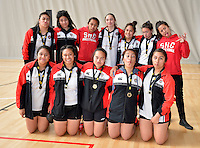 Wellington Secondary Schools Junior Volleyball Tournament Sacred Heart Girls at ASB Sports Center, Wellington, New Zealand on Saturday 10th November 2012<br />