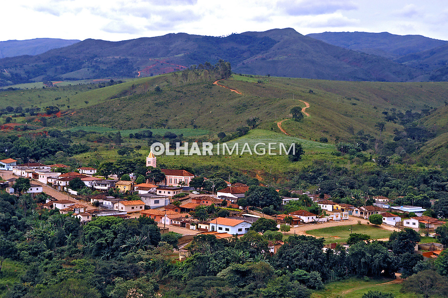 Cidade Vargem Bonita. Minas Gerais. 2004. Foto de Thais Falcão.