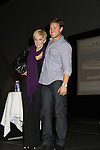 Young and Restless Maura West & Billy Miller at the Soapstar Spectacular starring actors from OLTL, Y&R, B&B and ex ATWT & GL on November 20, 2010 at the Myrtle Beach Convention Center, Myrtle Beach, South Carolina. (Photo by Sue Coflin/Max Photos)