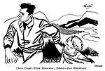 Hunted : Dirk Bogarde and Jon Whiteley