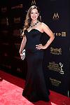 LOS ANGELES - May 1: Teresa Castillo at The 43rd Daytime Emmy Awards Gala at the Westin Bonaventure Hotel on May 1, 2016 in Los Angeles, California