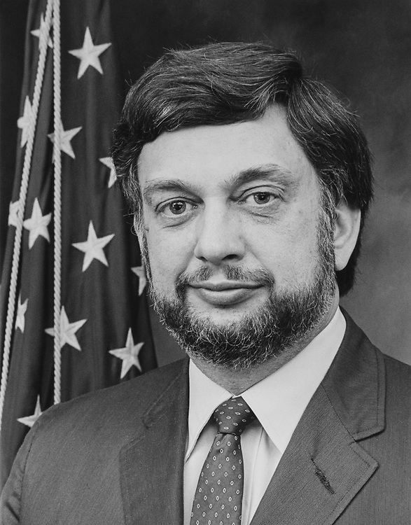 Rep. Mike Lowry, D-Wash. on Aug. 16, 1983. (Photo by Keith Jewell/CQ Roll Call)
