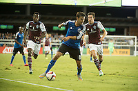 San Jose Earthquakes vs Colorado Rapids, August 14, 2015