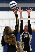 Clarkston Everest Collegiate at Waterford Our Lady of Lakes, Varsity Volleyball, 9/16/14