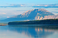 Nahanni Butte and Liard River <br /> Liard Highway<br /> Northwest Territories<br /> Canada