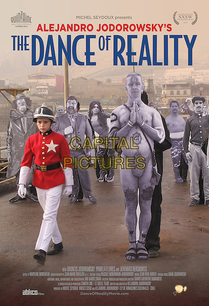 FESTIVAL POSTER ART<br /> in The Dance of Reality (2013) <br /> (La danza de la realidad)<br /> *Filmstill - Editorial Use Only*<br /> CAP/FB<br /> Image supplied by Capital Pictures