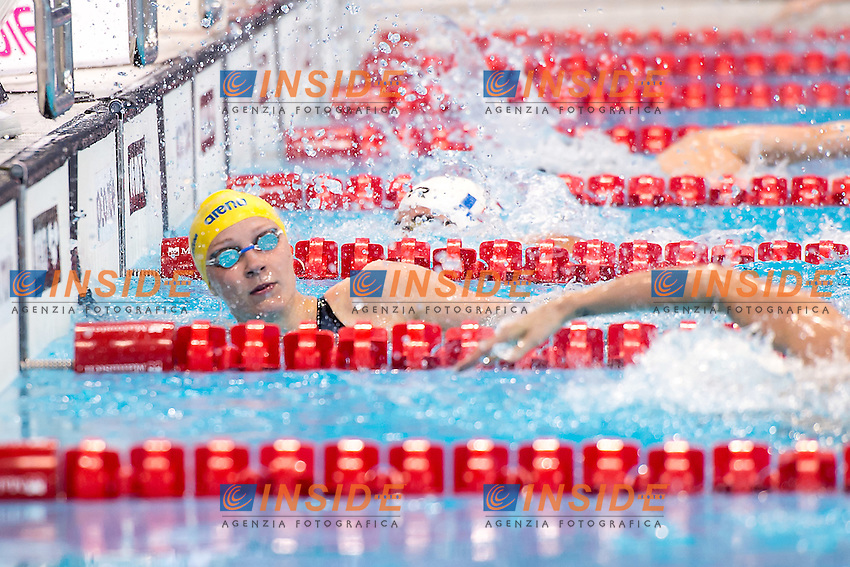 SJOESTROEM Sarah SWE<br /> 100 freestyle women<br /> London, Queen Elizabeth II Olympic Park Pool <br /> LEN 2016 European Aquatics Elite Championships <br /> Swimming day 02  heats<br /> Day 09 17-05-2016<br /> Photo Giorgio Scala/Deepbluemedia/Insidefoto