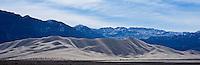 Eureka Sand dunes, Death Valley national park, California