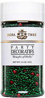India Tree Boughs of Holly, India Tree Autumn/Winter Decoratifs