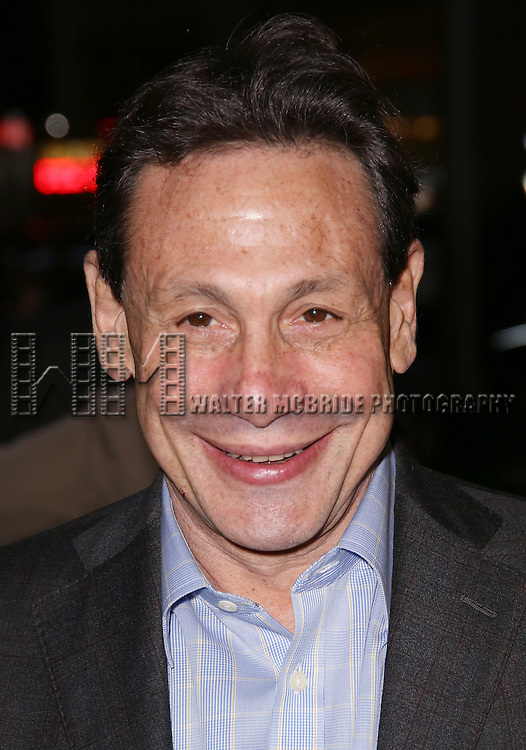 Gordon Edelstein attends 'The Robber Bridegroom' Off-Broadway Opening Night performance at Laura Pels Theatre on March 13, 2016 in New York City.