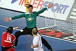 Nagy vs Landin. DENMARK vs HUNGARY: 28-26 - Quarterfinal.