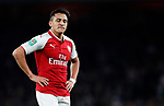 Arsenal's Alexis Sanchez looks on dejected during the Carabao Cup Third Round match at the Emirates Stadium, London. Picture date 20th September 2017. Picture credit should read: David Klein/Sportimage