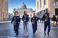 Athletica Vaticana. 29 January 2019