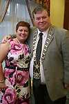 Carol Kierans with Mayor Paul Bell at the Special Olympics Summer Party in the Boyne Valley Hotel...Photo NEWSFILE/Jenny Matthews.(Photo credit should read Jenny Matthews/NEWSFILE)....This Picture has been sent you under the condtions enclosed by:.Newsfile Ltd..The Studio,.Millmount Abbey,.Drogheda,.Co Meath..Ireland..Tel: +353(0)41-9871240.Fax: +353(0)41-9871260.GSM: +353(0)86-2500958.email: pictures@newsfile.ie.www.newsfile.ie.FTP: 193.120.102.198.