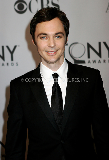 WWW.ACEPIXS.COM . . . . .  ....June 12 2011, New York City....Jim Parsons arriving at the 65th Annual Tony Awards at the Beacon Theatre on June 12, 2011 in New York City.....Please byline: NANCY RIVERA- ACEPIXS.COM.... *** ***..Ace Pictures, Inc:  ..Tel: 646 769 0430..e-mail: info@acepixs.com..web: http://www.acepixs.com