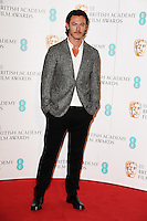 Luke Evans at the announcement of the nominations for the 2014 EE BAFTA Film Awards, BAFTA , London. 08/01/2014 Picture by: Steve Vas / Featureflash