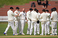 161101 Plunket Shield Cricket - Wellington Firebirds v Northern Knights